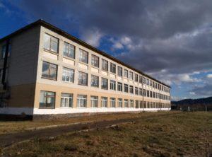 Водогрійна котельня Пониковицької середньої школи.