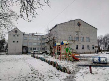 Водогрійна котельня Тартаківської середньої школи