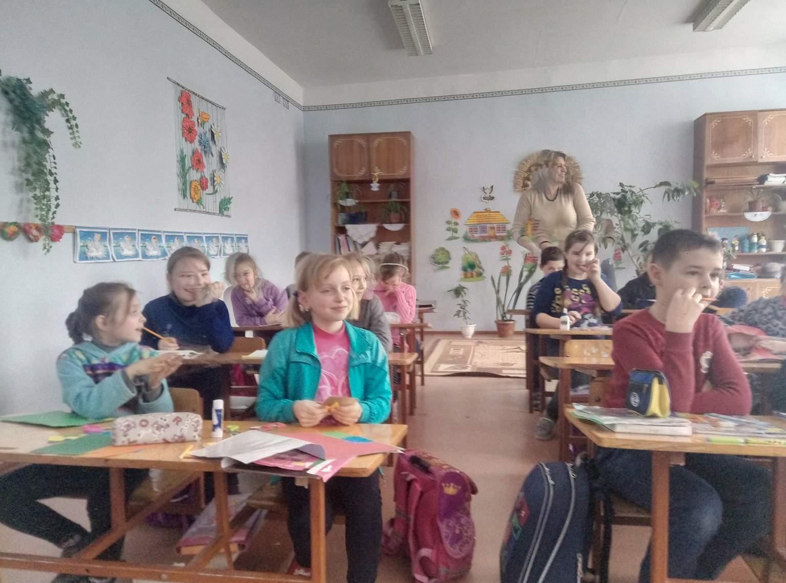 Водогрійна котельня Пониковицької середньої школи
